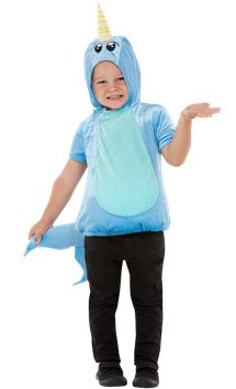 Narwhal - Child &Toddler Costume