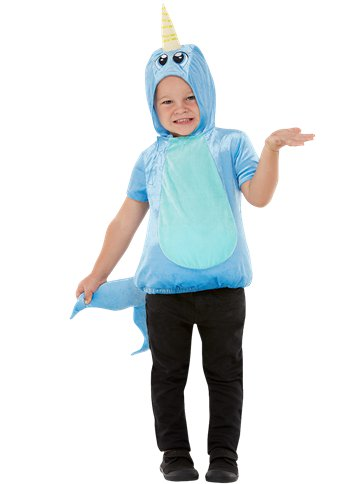 Narwhal - Child &Toddler Costume front