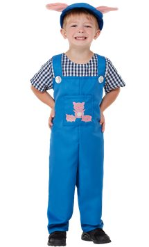 Country Piggy - Toddler & Child Costume