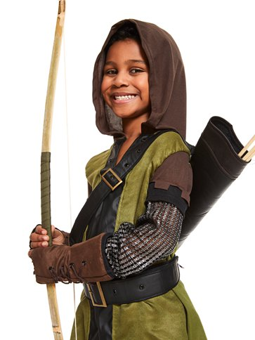 Prince of Thieves - Child Costume back