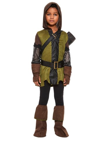 Prince of Thieves - Child Costume pla