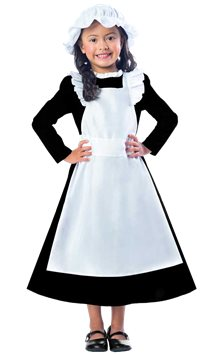 Victorian Girl - Child Costume