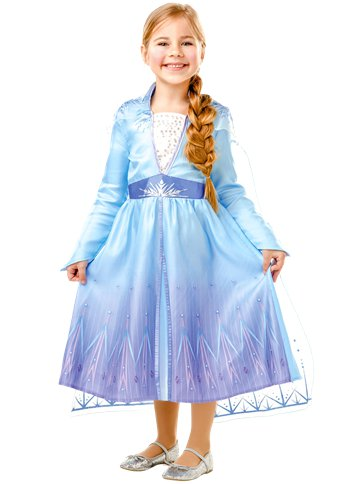 Disney Frozen 2 Elsa - Toddler & Child front
