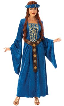 Medieval Maiden - Adult Costume