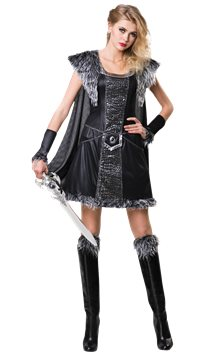 Medieval Warrior Princess - Adult Costume