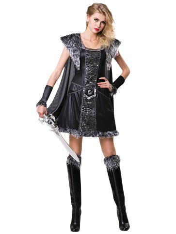 Medieval Warrior Princess - Adult Costume front