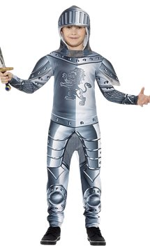 Amoured Knight - Child Costume