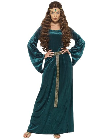 Renaissance Faire Lady - Adult Costume front