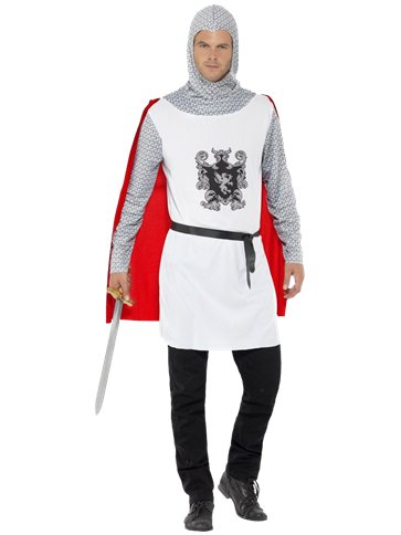Knight - Adult Costume front