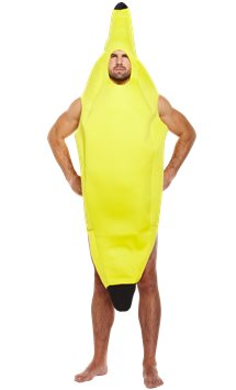 Banana - Adult Costume