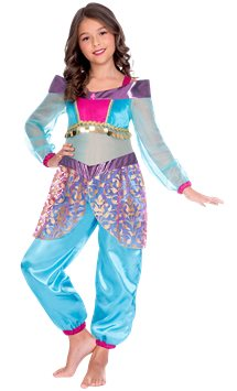Arabian Genie - Child Costume