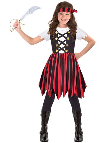 Ship Mate Cutie - Child Costume front