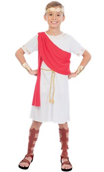 Toga Boy - Child Costume