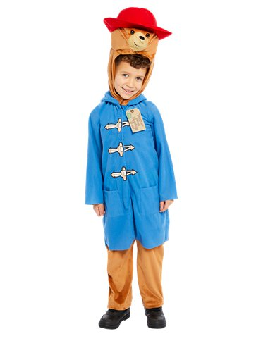 Paddington Bear - Child Costume front