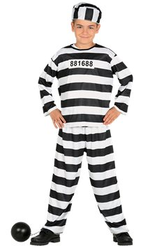 Prisoner - Child Costume