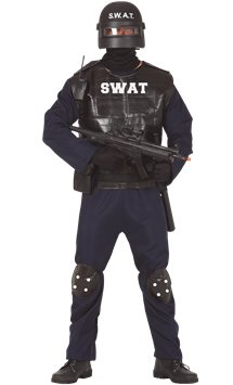 SWAT - Adult Costume