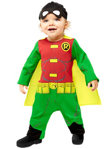 Robin - Baby & Toddler Costume front