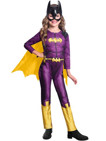 Batgirl Comic - Child Costume left