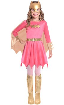 Batgirl Pink - Child Costume