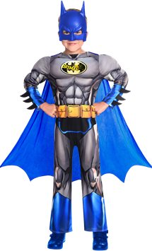 Batman Brave & Bold - Child Costume