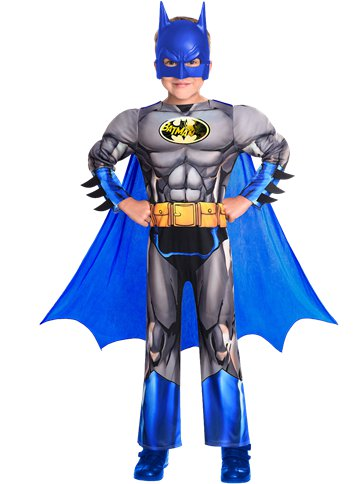 Batman Brave & Bold - Child Costume front