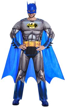 Batman Brave & Bold - Adult Costume
