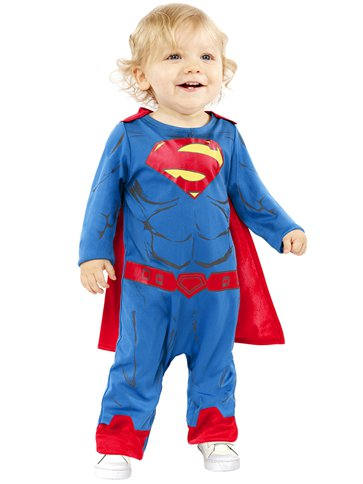 Superman - Baby & Toddler front