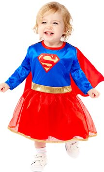 Supergirl - Baby & Toddler Costume