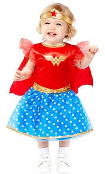 Wonder Woman - Baby & Toddler Costume