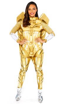 Wonder Woman Gold - Adult Costume