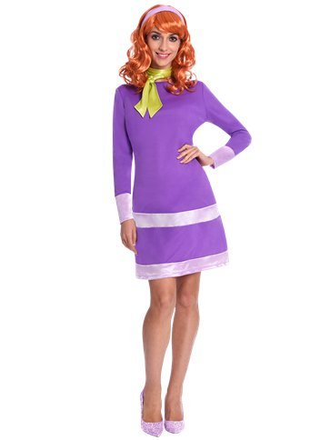 Daphne - Adult Costume front