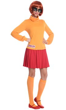 Velma - Adult Costume