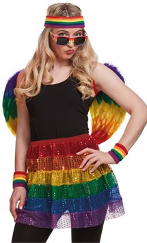 Pride Skirt - Adult Costume
