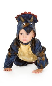 Baby Triceratops - Baby & Toddler Costume