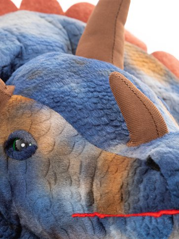 Baby Triceratops - Baby & Toddler Costume right