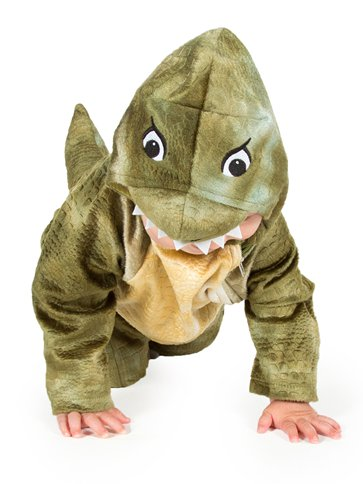 Baby T Rex - Baby & Toddler Costume back