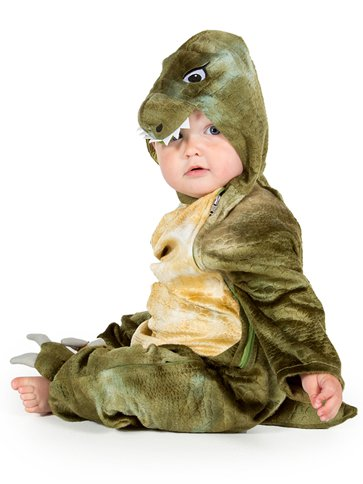 Baby T Rex - Baby & Toddler Costume front