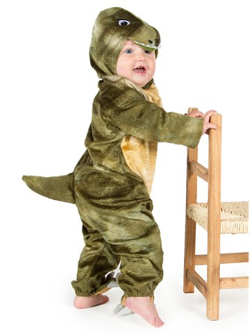 Baby T Rex - Baby & Toddler Costume left