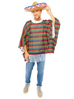 Mexican Poncho Kit