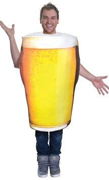 Pint of Beer - Adult Costume