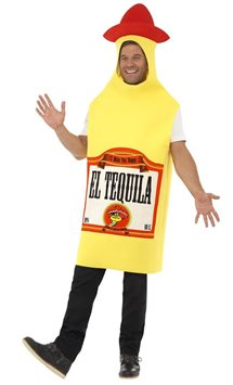 Tequila Bottle - Adult Costume