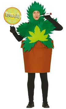 Weed Plant - Adult Costume