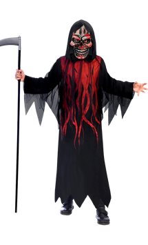 Dark Shadow Reaper - Child Costume