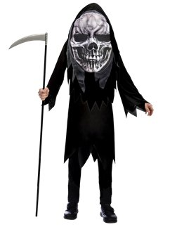 Grim Reaper Big Head