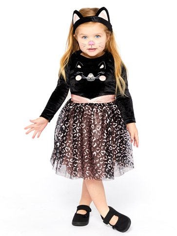 Cutie Cat - Baby & Toddler Costume front