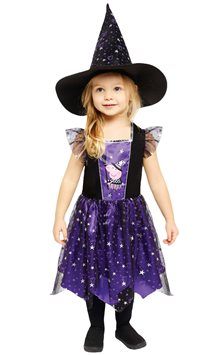Peppa Pig Witch - Toddler & Child Costume
