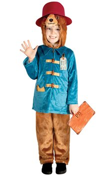 Paddington Deluxe - Child Costume