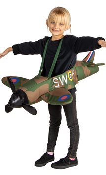 Ride on Spitfire - Child Costume