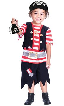 Ship Mate - Child &Toddler Costume