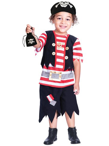 Ship Mate - Child &Toddler Costume front